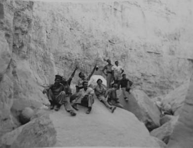 סיירי הפלוגה, 1947