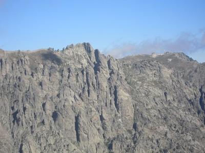הנוף של קו הרכס