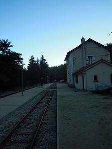 תחנת הרכבת של Vizzavona