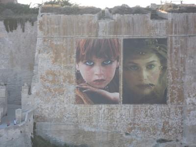 החומה של בוניפציו