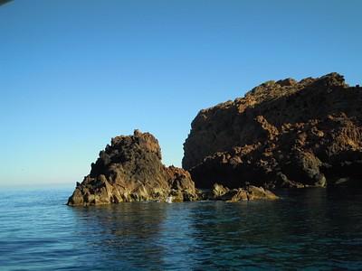 הסיור בשמורה הימית של פורטו (סקנדולה)
