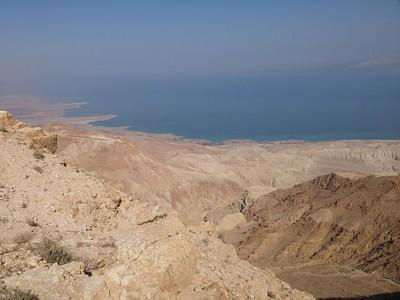 ים המלח ממצפה מכוור