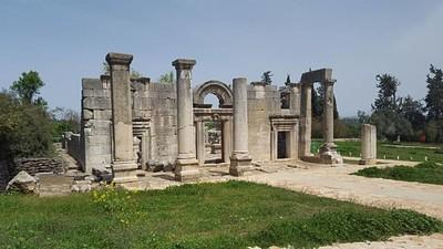 חזית בית הכנסת הגדול