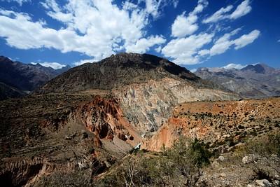 הרי הפאן (צילום של מוקי גילת)