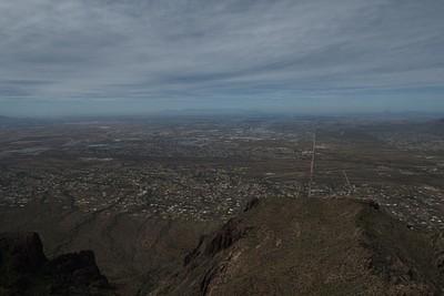 תצפית לכיוון Phoenix