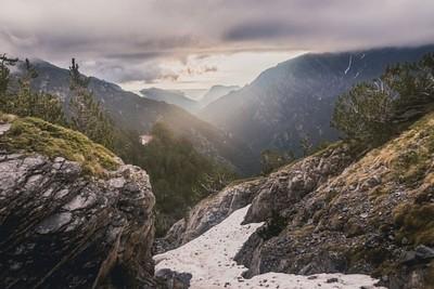 בוקר במעלה הר אולימפוס