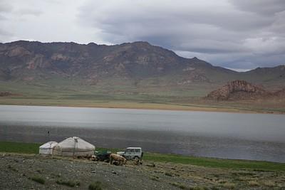 אגם bayan nur