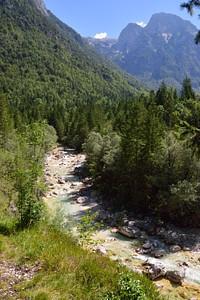 חלק מה-Soca trail