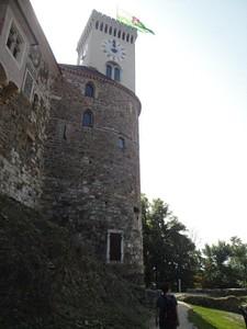 יום שני-הטירה בלובליאנה