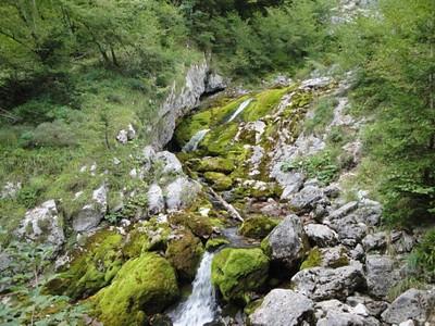 יום שמיני- בדרך למקור נהר הסוצ'ה