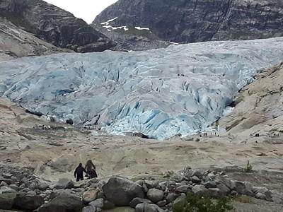 הקרחון קייץ 2017