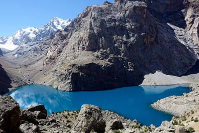אגם בולשוי היפהפה צילום: מוקי גילת