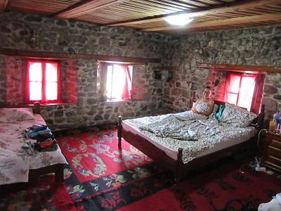 החדר שלנו בבית העותומני