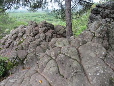 נוף אבן חול ורודה