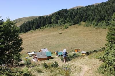 מבט על ה-Katun העליון בעמק ה-Dolovi