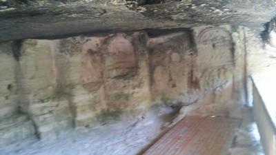 מנזר אלדג'ה. נחמד בעיקר למשפחות שאוהבות מורשת.