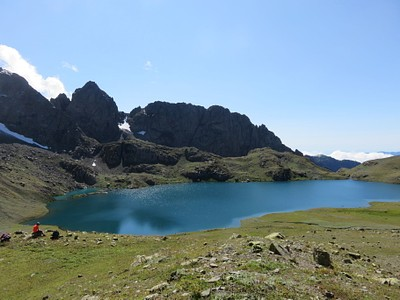 Tobavarchkhili - Silver lake