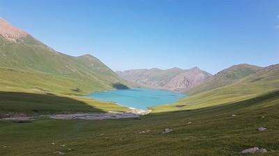 תצפית לאגם מהפס