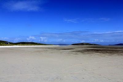 רצועת החוף שעליה נוחתים