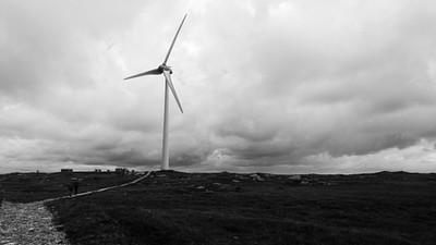 תחנות הרוח שמספקות חשמל לכפרים