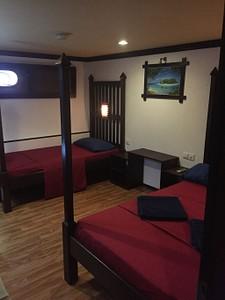 החדר הסטנדרטי - מיטה זוגית + יחיד