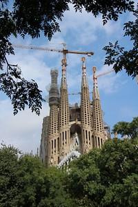 ברצלונה - Sagrada Familia