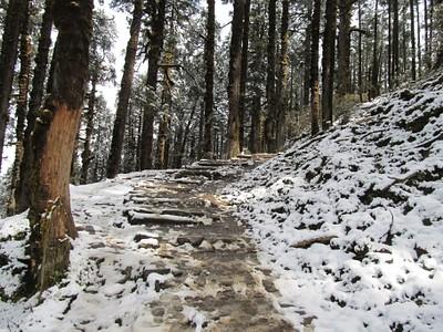 הדרך ל chyolangpati