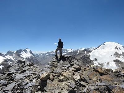 על הכיפה המזרחית, 5270 מטר