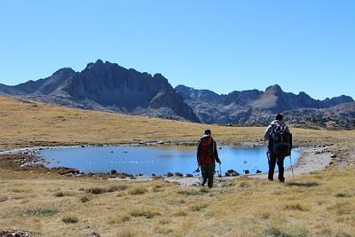 מעבר ההרים Portarro d'espot
