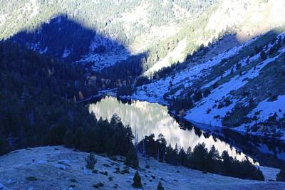 אגם Llong