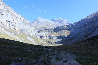 עמק Circo Soaso ופסגת Monte Perdido