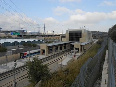 תחנת הרכבת ירושלים-מלחה