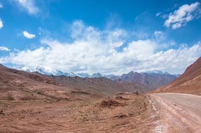 מעבר הגבול לטג'יקיסטן
