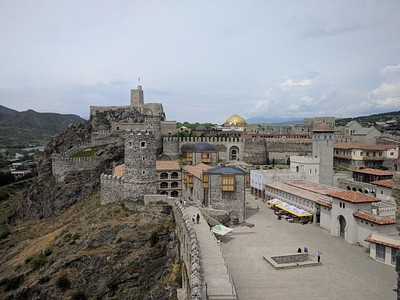 מבצר בעיר רבאט