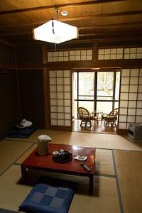 חדר מסורתי בריוקאן