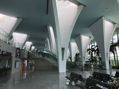 תחנת ה- HSR ב- Changchua
