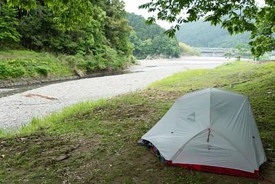 האוהל שלנו בhongu
