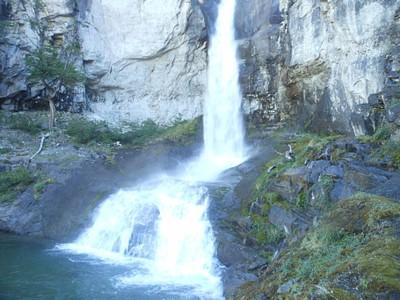 מפל Salto-de-chorillio