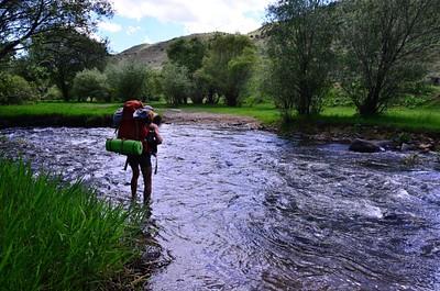 חוצים את הנהר