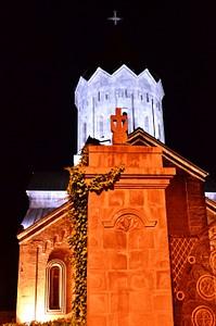 כנסייה ארמנית טיפוסית