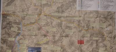 מפה 1:25 אלך