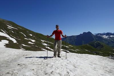במעבר בגבול איטליה-שווייץ