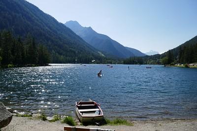 אגם שמפה