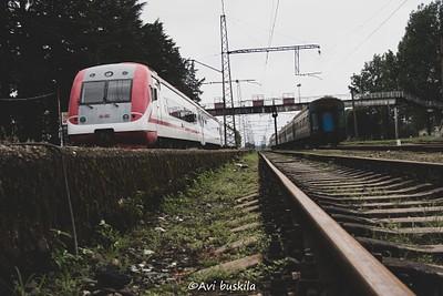 תחנת הרכבת בזוגדידי