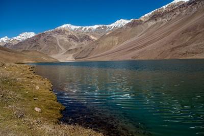 אגם הצ׳נדרה טל (Chandra Tal)
