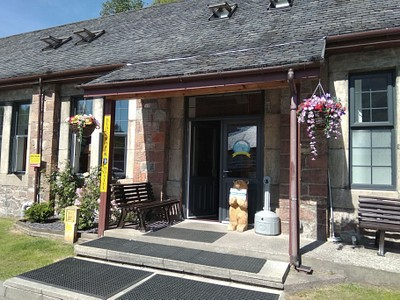 BLACKWATER HOSTEL@KINLOCHLEVEN