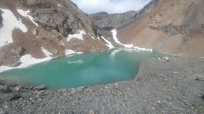האגם הכחול
