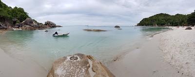 חוף סילבר ביץ' silver beach