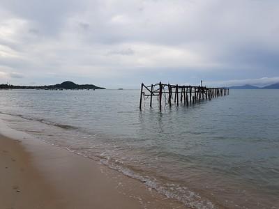 חוף בכפר הדייגים