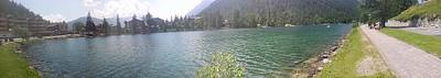 האגם ב-Champex #3